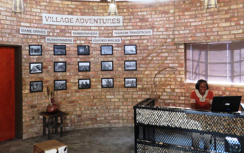Etosha Village Adventure Centre