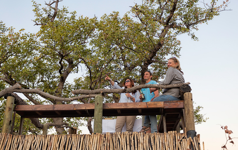 Etosha Village Walking Trails Hide