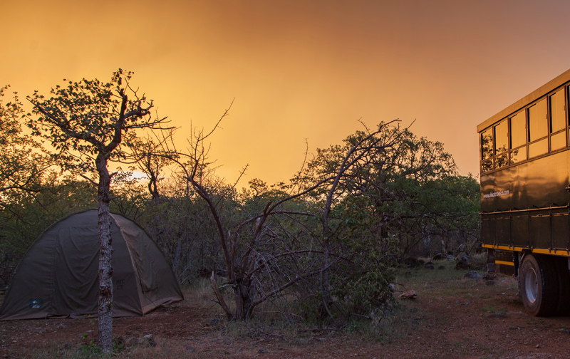 Etosha Village Group Camp Site