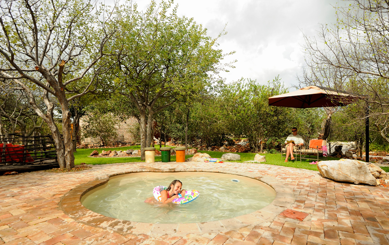 Etosha Village Kiddies Pool