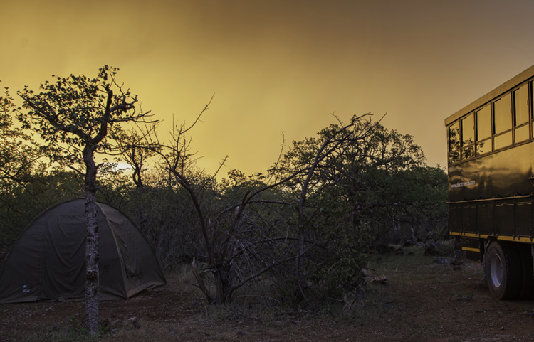 Etosha Village Group Campsite