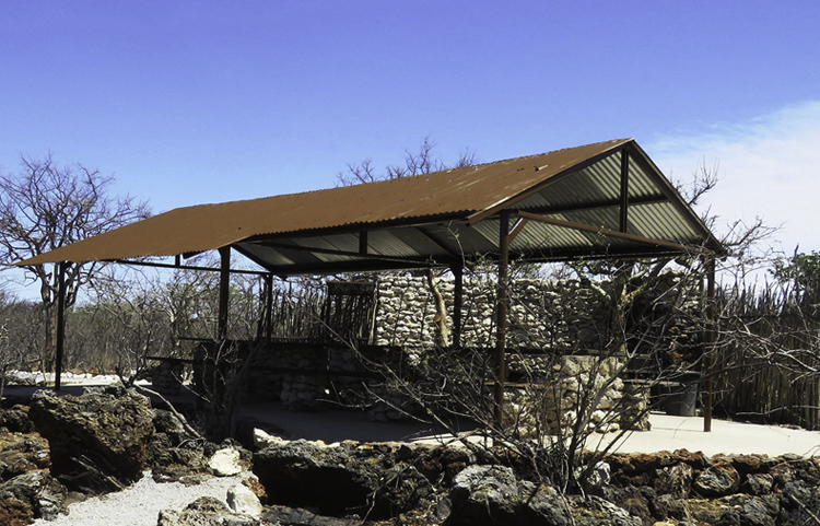 Etosha Village Group Campsite Facilities