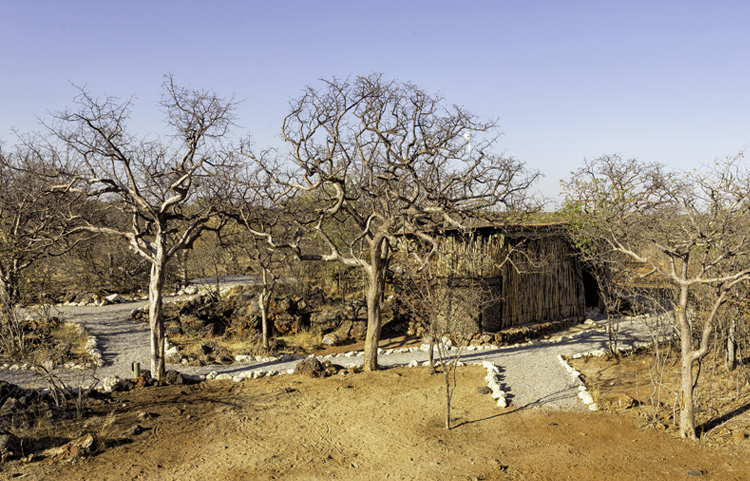 Etosha Village Private Campsite